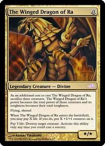 Mtgu002639d The Winged Dragon Of Ra By Eternaldeath09 On Deviantart