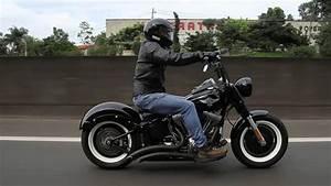 Harley Fat Boy : harley davidson fat boy customizada by metal custom garage na estrada youtube ~ Medecine-chirurgie-esthetiques.com Avis de Voitures