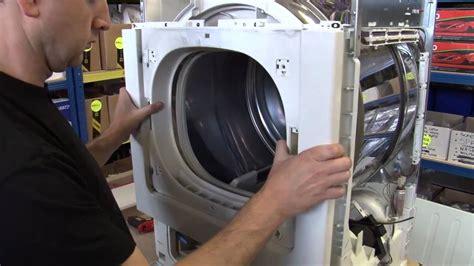 replace tumble dryer belt bosch youtube lentine marine