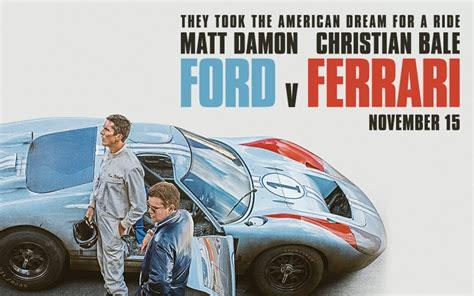 Watch ford v ferrari starring matt damon in this drama on directv. Matt Damon's Hollywood Film Ford v Ferrari Full Movie