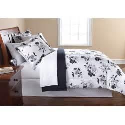mainstays complete bedding set floral walmart com
