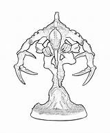 Coloring Warhammer Colouring Tyranid Drawings 40k Pages Citadel Pdf Template Rumour Leaked Sketch Models 1600px 1317 5kb sketch template