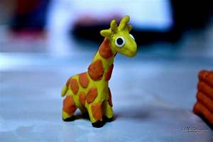 plasticine giraffe! Hobbies Pinterest