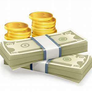 CURRENCY AND MONEY VECTORS - Download at Vectorportal