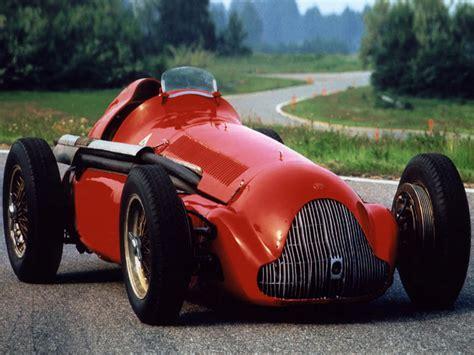 1951 Alfa Romeo 159 Alfetta - Supercars.net
