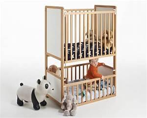 Lit à étage : le lit superpos pour b b le baby blog doctissimo ~ Teatrodelosmanantiales.com Idées de Décoration