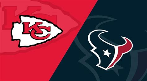 houston texans  kansas city chiefs  oct  replay