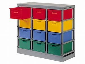 Caisse Metal Rangement : caisse rangement plastique pliable id e inspirante pour la conception de la maison ~ Teatrodelosmanantiales.com Idées de Décoration