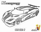Coloring Koenigsegg Pages Race Cars Yescoloring Super Supercar Sports Cool Sheets Agera Force Colouring Printable Drawing Utm Nascar Front Template sketch template