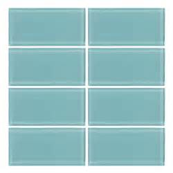 jeffrey court tiffany may 3 in x 6 in glass wall tile 8 piece pack 99321 the home depot