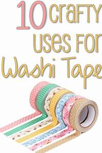 10 Crafty Uses For Washi Tape You Put It Up