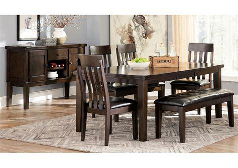 Harlem Furniture Haddigan Dark Brown Rectangle Dining Room