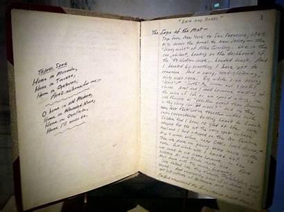 Handwritten Notes Notebook Memento