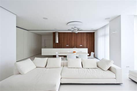 white living room diner interior design ideas