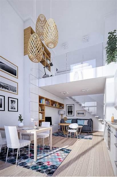 Loft Designs Space Open