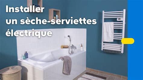 Comment Installer Un Sèche-serviettes électrique
