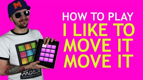 How To Play  I Like To Move It Move It By Moskvin Youtube