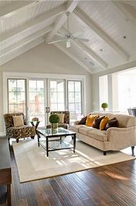 vaulted ceilings 101 history pros cons and With what kind of paint to use on kitchen cabinets for yard waste sticker