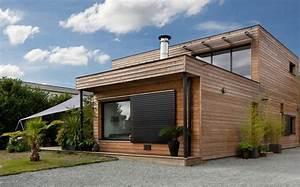 ma maison en bois ecologique l39atelier agite With construire ma maison en bois