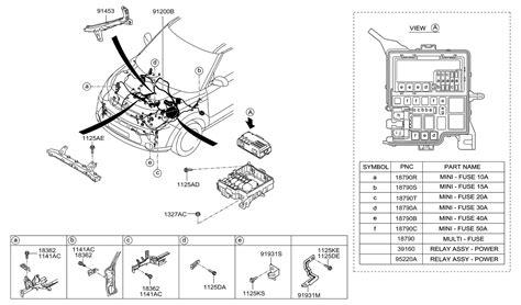 Genuine Kia Wiring Assembly Control