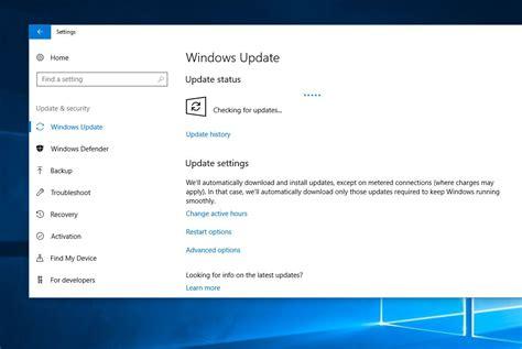 fix windows update stuck downloading updates on windows 10