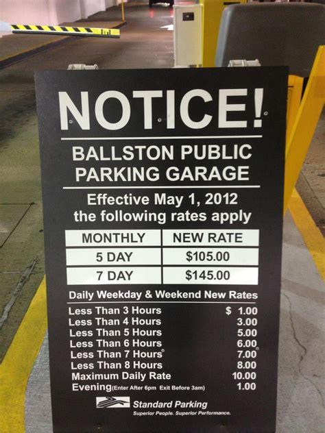 Ballston Parking  Parking In Arlington Parkme
