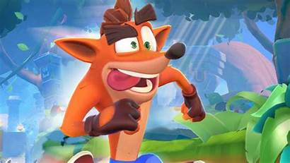 Crash Bandicoot Mobile King Release Soft Akhirnya