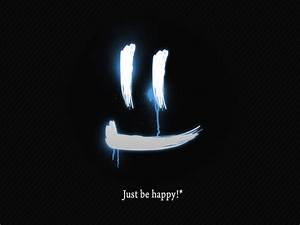 Just Be Happy Wallpaper HD Wallpaper | Others Wallpapers