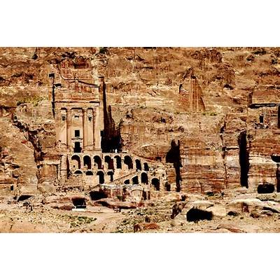 """Lost City"" of Petra Still Has Secrets to RevealThe"