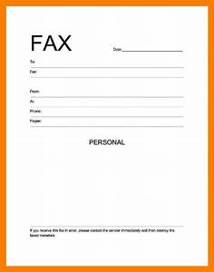 8 pdf fax cover sheet xavierax With cover letter for faxing documents