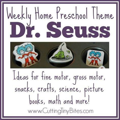 dr seuss songs preschool dr seuss theme weekly home preschool homeschool dr 825