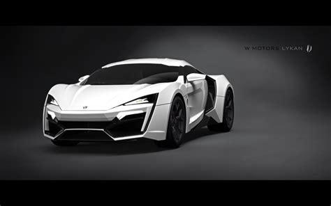 W Motors #Lykan Hypersport | Car