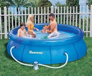 Bestway Pool Set : bestway 10ft x 30 inch fast set above ground pool ~ Eleganceandgraceweddings.com Haus und Dekorationen
