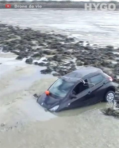 HYGO - Dangerous Road Goes Underwater Twice A Day | Facebook