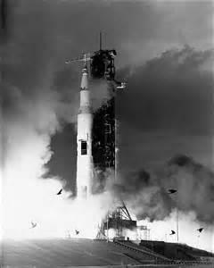 Apollo 11 Lift Off 1969