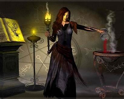 Witch Witches Dark Fanpop Wallpapersafari Code