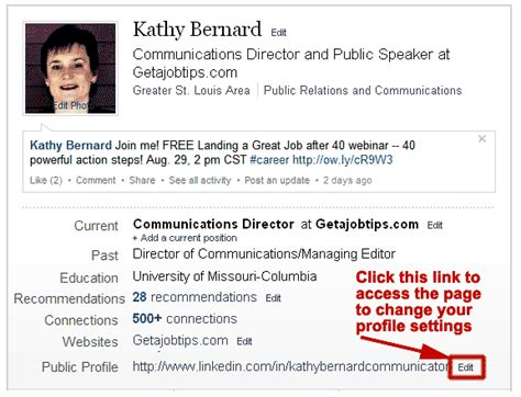 What Is The Purpose Of The Profile Section Of A Resume by Wiserutips Make Your Linkedin Profile So Recruiters Can Find You