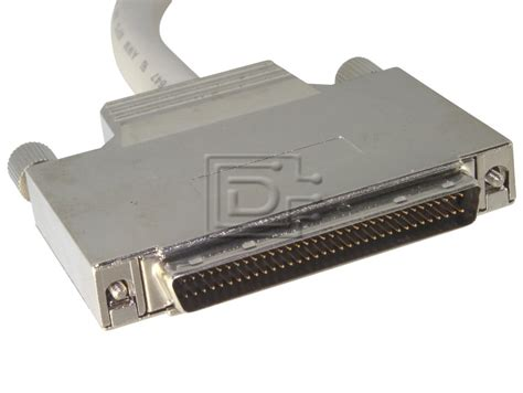 External HD68 male to DB25 male SCSI Cable - LVD U320 - 2 ...