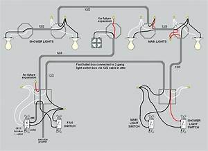 Wind Less Three Wire Switch Diagram