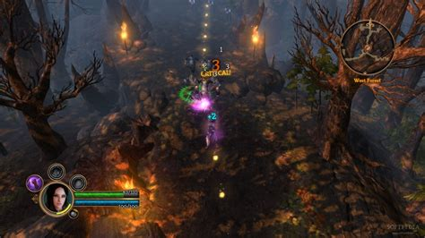 dungeon siege review dungeon siege iii softpedia