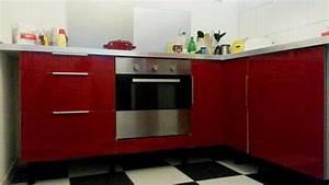 Küche Faktum Ikea : ikea faktum k che abstrakt rot hochglanz in berlin ikea m bel kaufen und verkaufen ber ~ Markanthonyermac.com Haus und Dekorationen