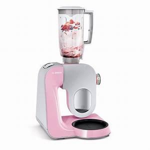 Bosch Küchenmaschine Rosa : pinkkitchen bosch mum58k20 k chenmaschine creationline 1000 w 3 9 l edelstahl r hrsch ssel ~ Watch28wear.com Haus und Dekorationen