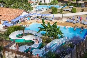 camping avec parc aquatique et toboggans pres de perigueux With camping dordogne 4 etoiles avec piscine