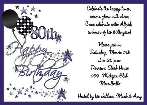 70th birthday invitations wording samples ivoiregion 90th birthday invitation wording samples 80th birthday party planning ideas decorations filmwisefo