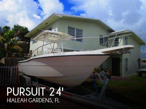 Pursuit Boats For Sale Florida by Pursuit Boats For Sale In Florida