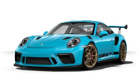 The Most Expensive Porsche 911 Gt3 Rs Costs 3,240
