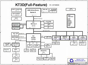 Hp Pavilion Ze4600 Schematic Diagram Kt3d   U2013 Laptop Schematic