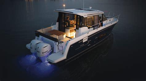 boat review jeanneau nc  power motoryacht