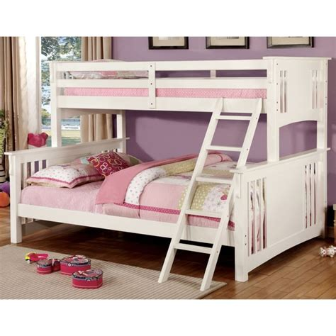 furniture  america solid wood mission style junior twin