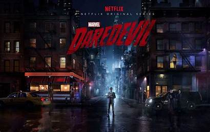 Wallpapers Netflix Tv Daredevil Series